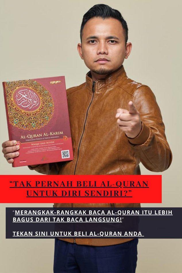 PU Amin - Beli Quran